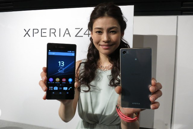 Sony smartphone manufacturing