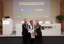 XL Axiata and Huawei at MWC 2019