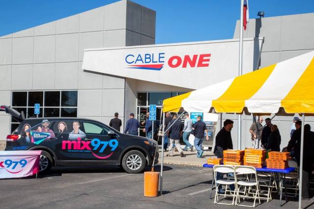 Cable One broadband network