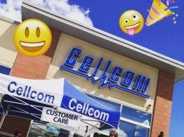 Cellcom customer care
