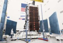 Intelsat 29e satellite