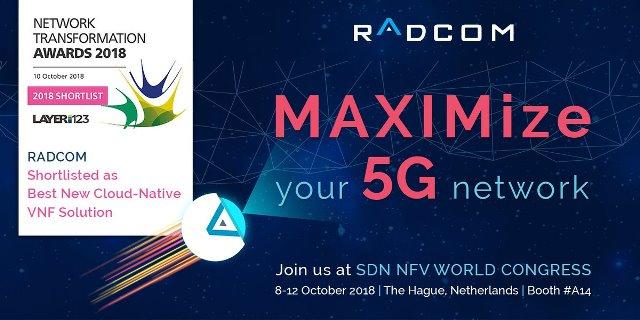 Radcom network intelligence