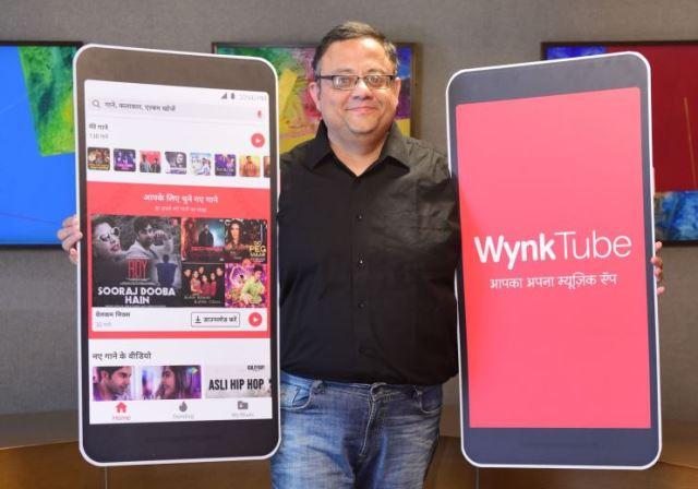 Sameer Batra of WynkTube