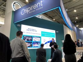Spirent at MWC 2019