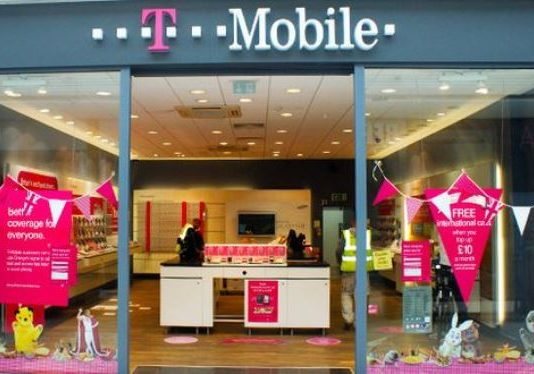 T-Mobile retail network