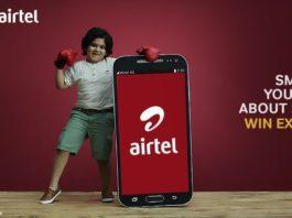 Airtel post-paid mobile plans