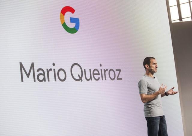 Google Mario Queiroz