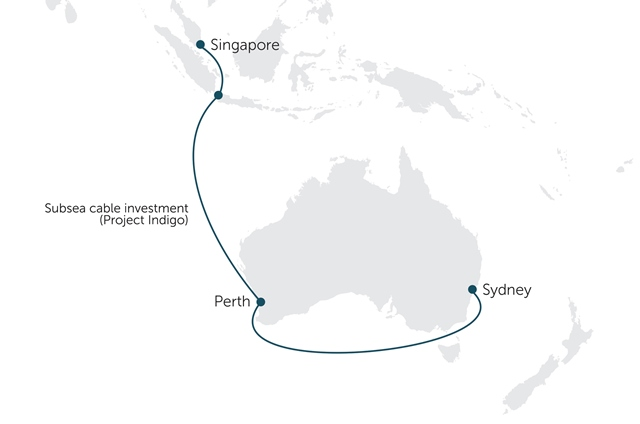 INDIGO subsea cable project