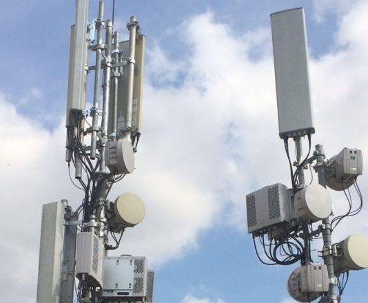 LTE base station India