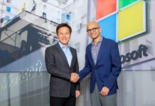 SK Telecom and Microsoft
