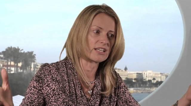 Ericsson marketing head Stella Medlicott