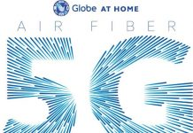 Globe Telecom Home Air Fiber 5G