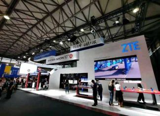 ZTE 5G Terminal Devices Debut at MWC Shanghai 2019