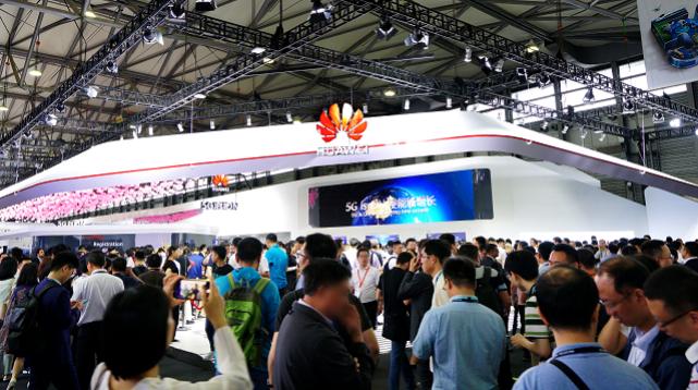 Huawei at MWC 2019 Shanghai