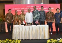 Hughes Network satellite deal in Indonesia