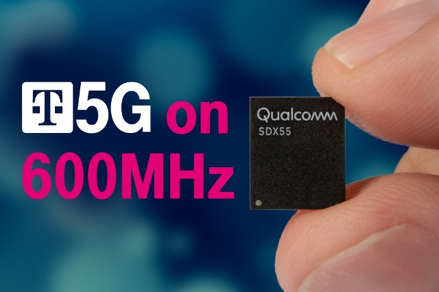 T-Mobile 5G on 600MHz spectrum