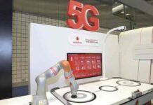 Vodafone 5G in Qatar