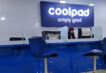 Coolpad retail shop