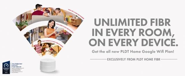 PLDT fiber network