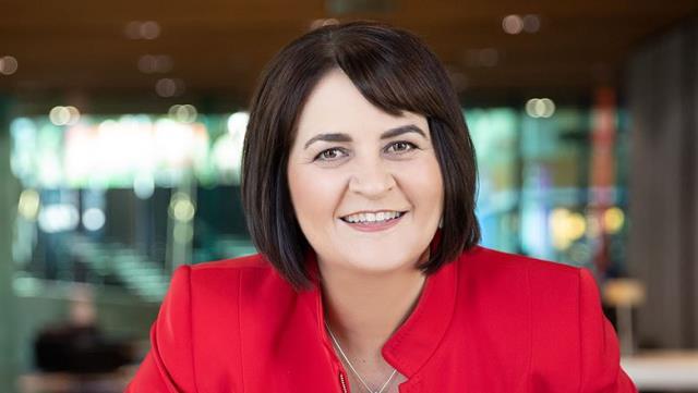 Spark New Zealand CEO Jolie Hodson