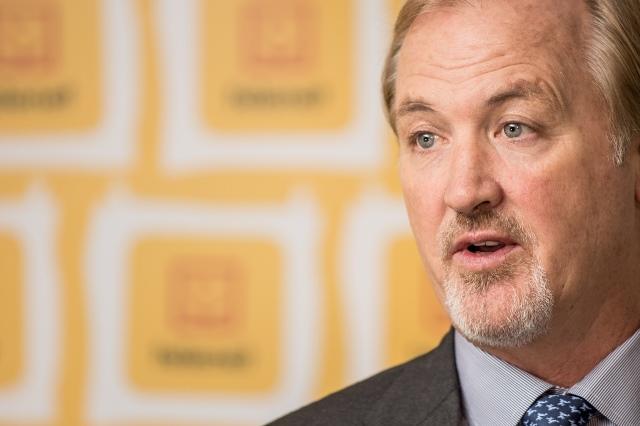 Telenet Group CEO John Porter