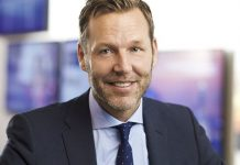 TeliaSonera CEO Johan Dennelind