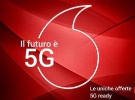 Vodafone 5G store
