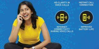 Vodafone Idea 4G network