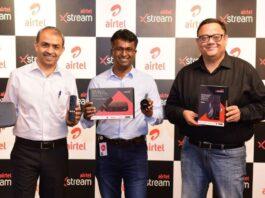 Airtel Xstream management team