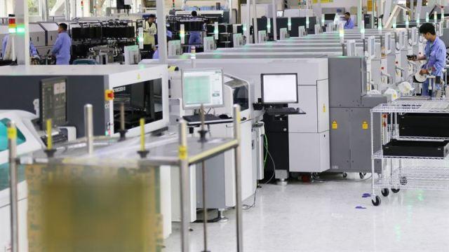 Ericsson smart factory
