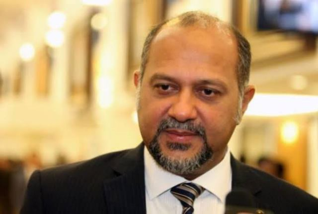 Malaysia telecom minister Gobind Singh Deo