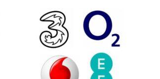 UK mobile operators