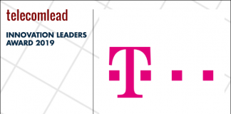 Deutsche Telecom winners of TelecomLead.com Innovation Leaders 2019 award