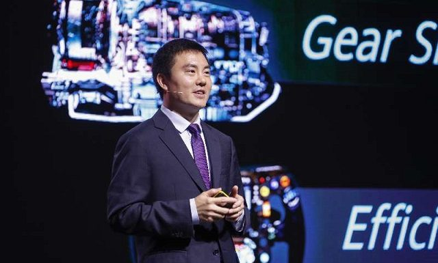 Huawei Edward Deng