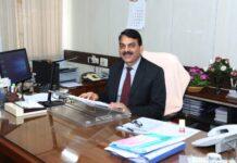 ITI CMD Rakesh Mohan Agarwal