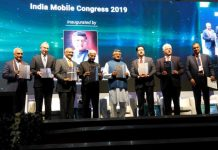 India Mobile Congress 2019 inauguration