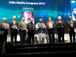 India Mobile Congress 2019 inauguration