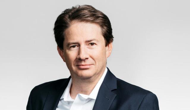 Nokia CTO Marcus Weldon