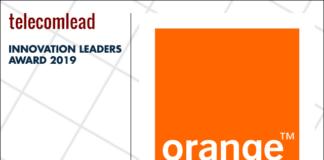 Orange winners of TelecomLead.com Innovation Leaders 2019 award