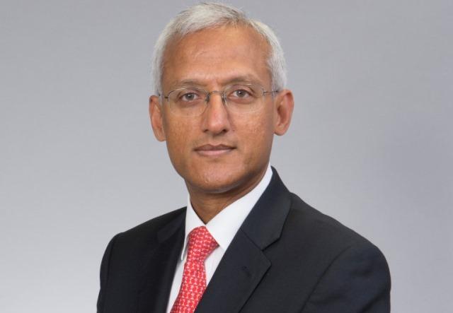 Tata Communications CEO Amur S Lakshminarayanan