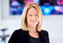 Telia CEO Allison Kirkby