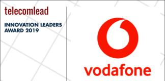 Vodafone winners of TelecomLead.com Innovation Leaders 2019 award
