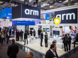 ARM at Hannover Messe event 2019