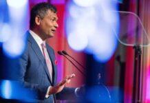 Liberty Latin America CEO Balan Nair