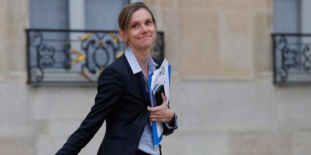 France Junior Economy Minister Agnes Pannier-Runacher