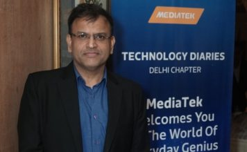 MediaTek India MD Anku Jain