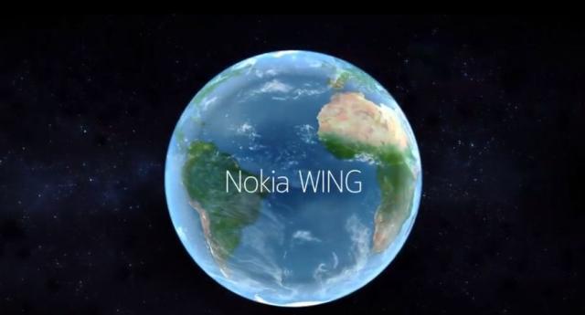 Nokia WING