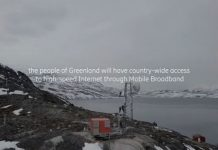 Tele Greenland and Ericsson in 5G