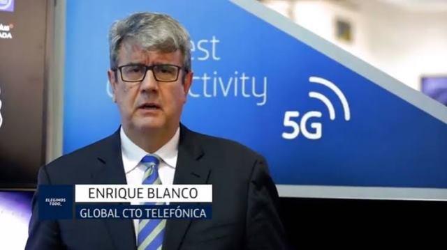 Telefonica CTIO Enrique Blanco