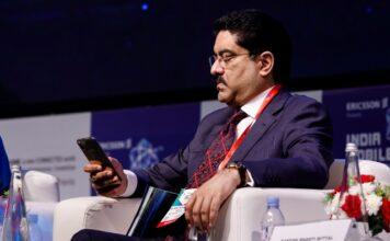 Vodafone Idea chairman Kumar Mangalam Birla